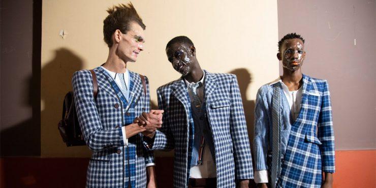 33c2ee38c35 10-word show reviews: Loewe, Thom Browne and Hermès