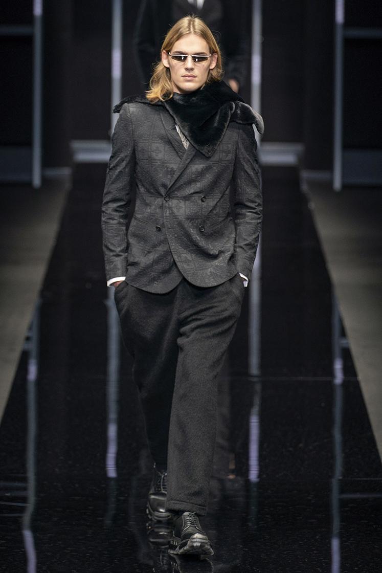 34f706f2d3 Milan Fashion Week Men's autumn/winter 2019 day four review: Fendi ...