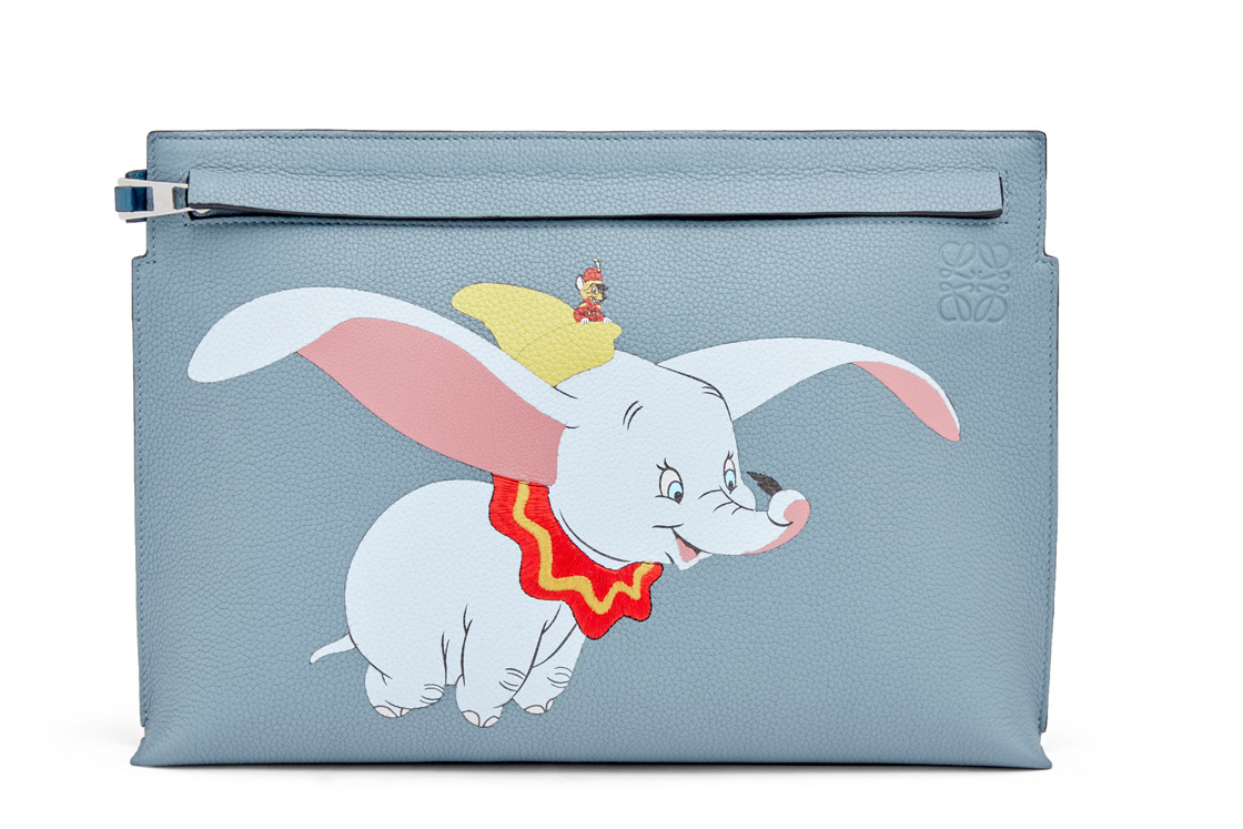 Loewe releases a Dumbo-themed capsule collection | Esquire SG