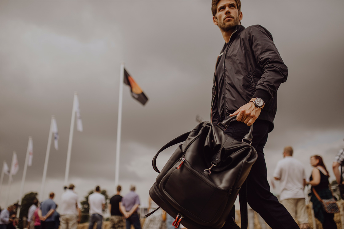 9c6f51d6ed41 Montblanc's Urban Racing Spirit collection is inspired by racing and ...
