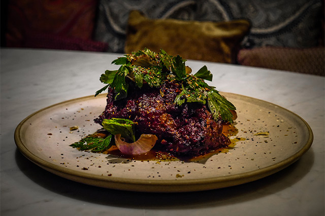 Middle Eastern supper club The Ottomani relishes refined