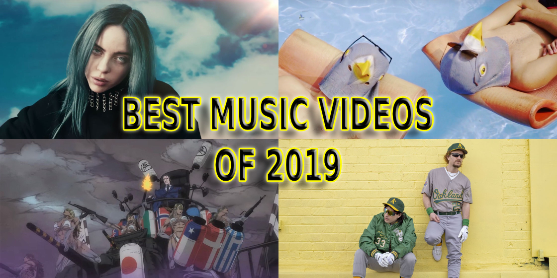 Best Music Videos of 2019