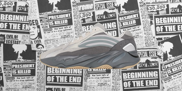 cheap for discount 29d8d df08b Cop the drop  YEEZY BOOST 700 V2  Tephra