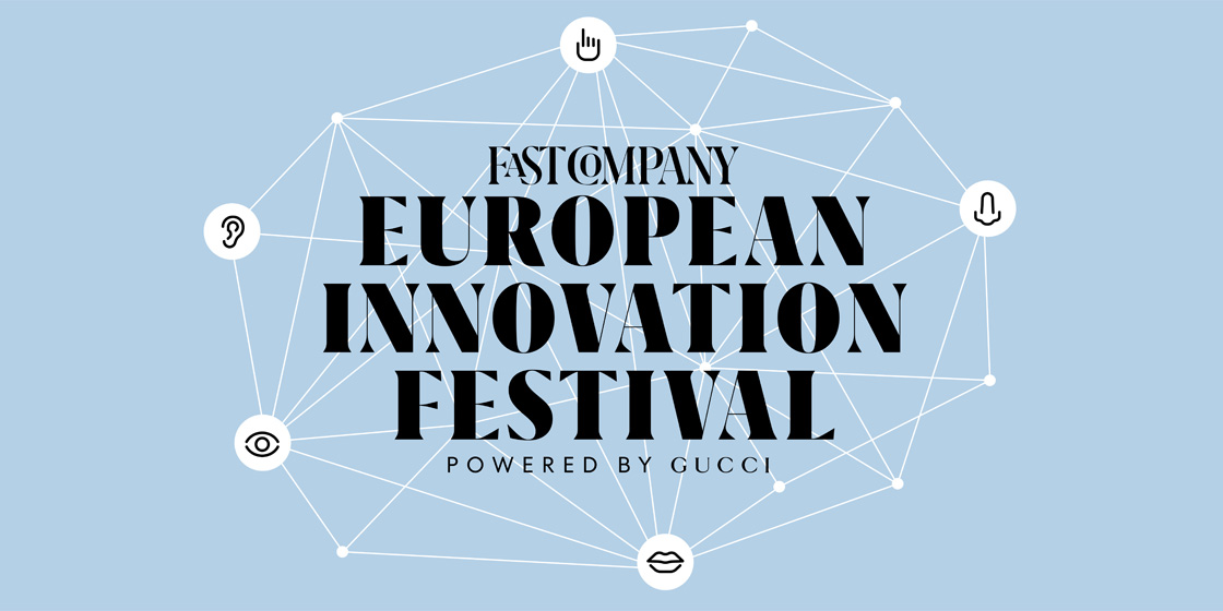 Gucci is bringing the Fast Company European Innovation Festival to Italy