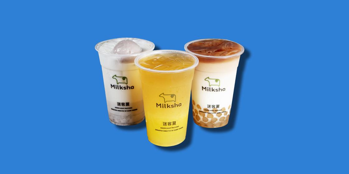The Snackdown review: Milksha bubble tea