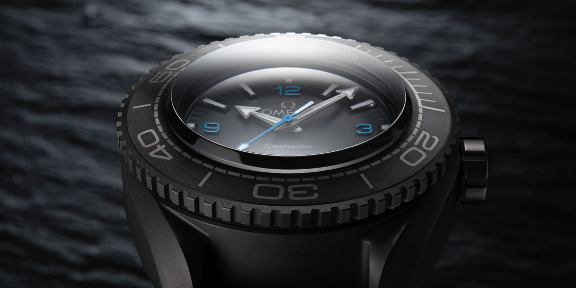 The Omega Seamaster Planet Ocean Ultra Deep Professional is officially the world's deepest dive watch