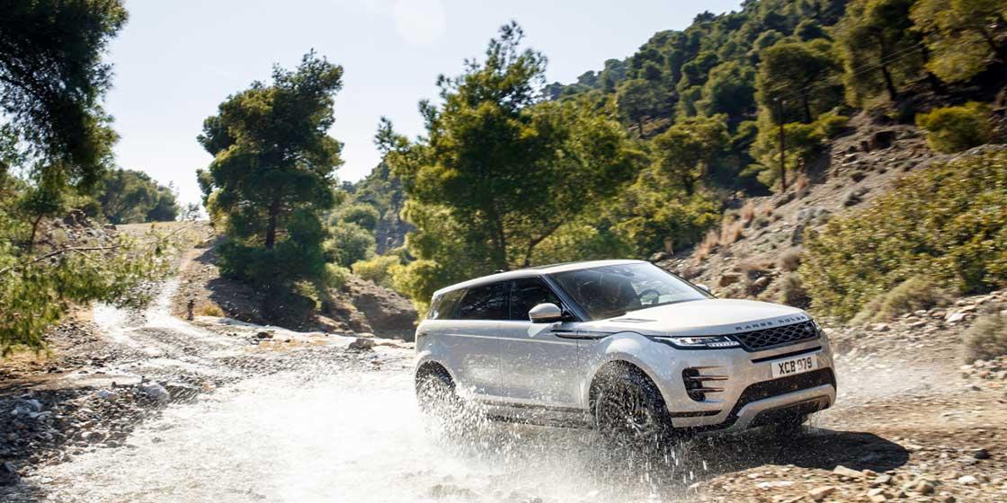 New Wheels Wednesday: Range Rover Evoque