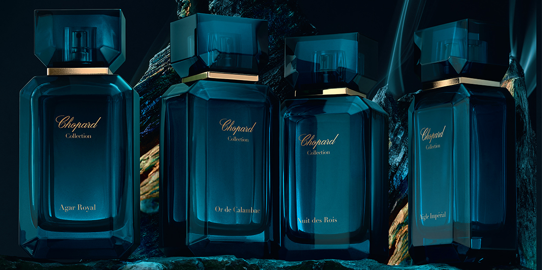 ESQ&A: Patrizio Stella, CEO of Chopard Parfums on the Gardens of the Kings