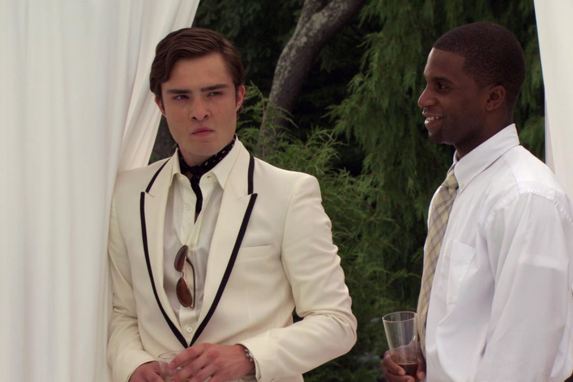 Gossip Girl S Chuck Bass And His Best Suits From The Series Esquire Sg