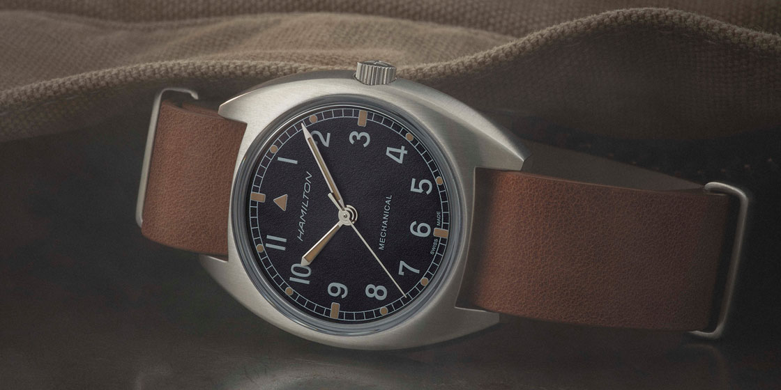 Case by Case: The Hamilton Khaki Pilot Pioneer is a vintage tribute everyone can afford