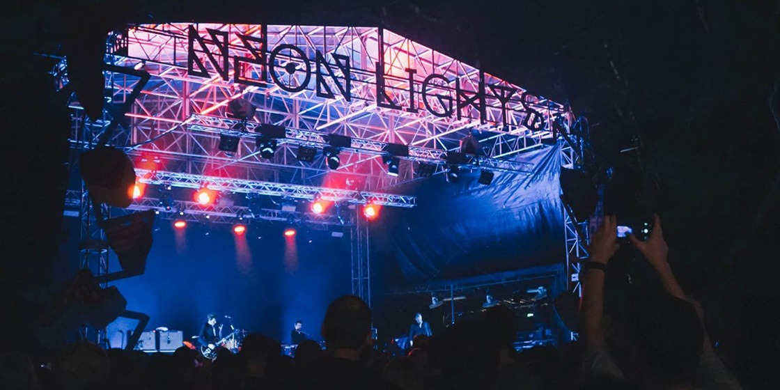 Neon Lights 2019 — Line-up details for Singapore's two-day music and art festival