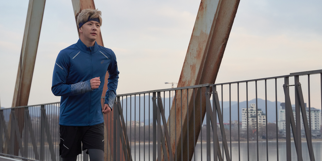 Interview with ASICS RELAY ambassador, Park Sang-Hyun aka Thunder