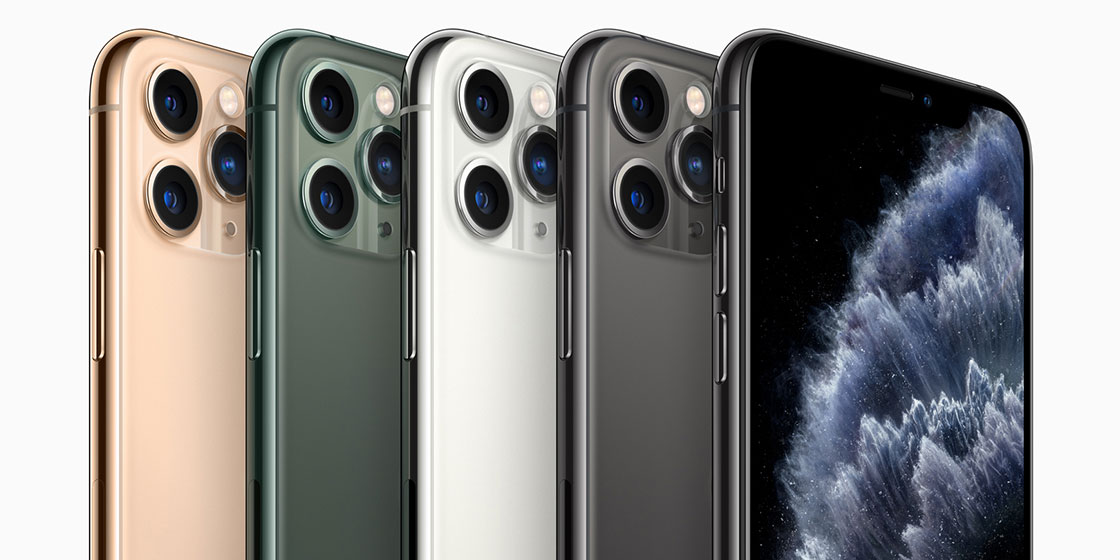Apple highlights: New iPhone 11 models, Apple Watch Series 5, Apple TV+ and Apple Arcade