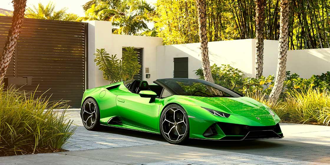 New Wheels Wednesday: Lamborghini Huracan Evo Spyder
