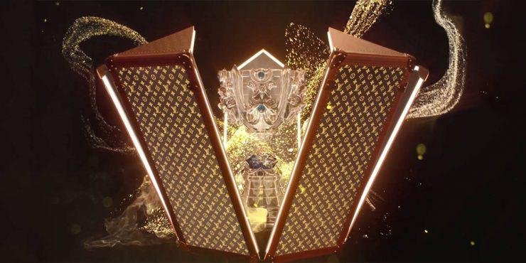 Louis Vuitton Meets League Of Legends At Its World