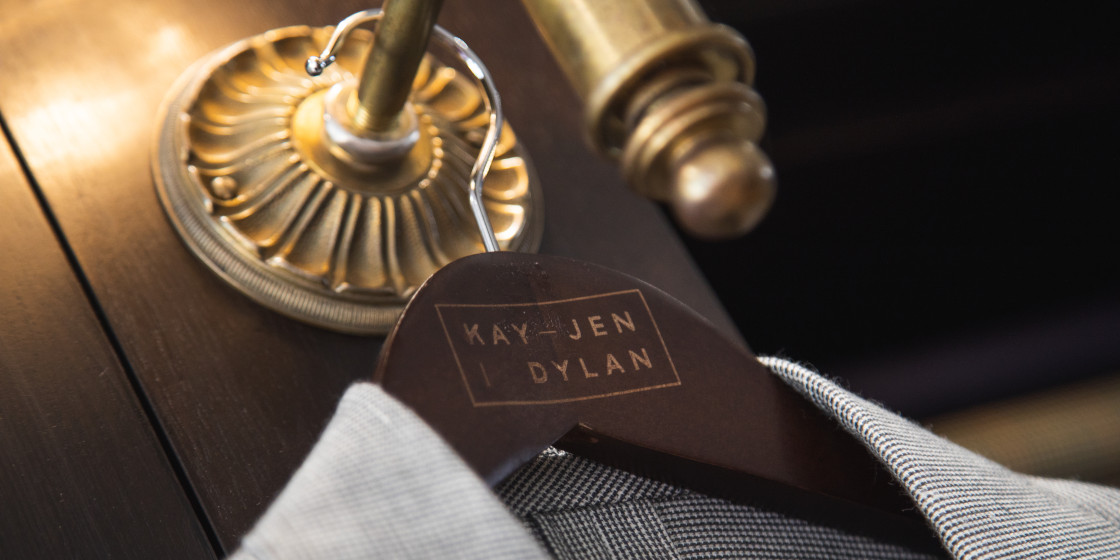 The KayJen Dylan made-to-order tailoring experience