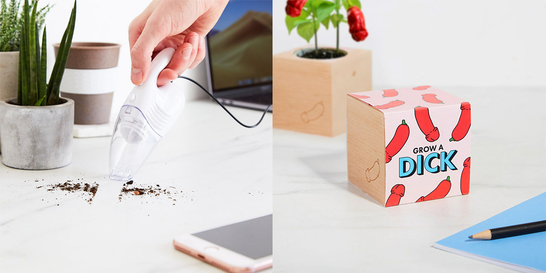 Office gifts that are affordable, useful, or even passive aggressive for Secret Santa