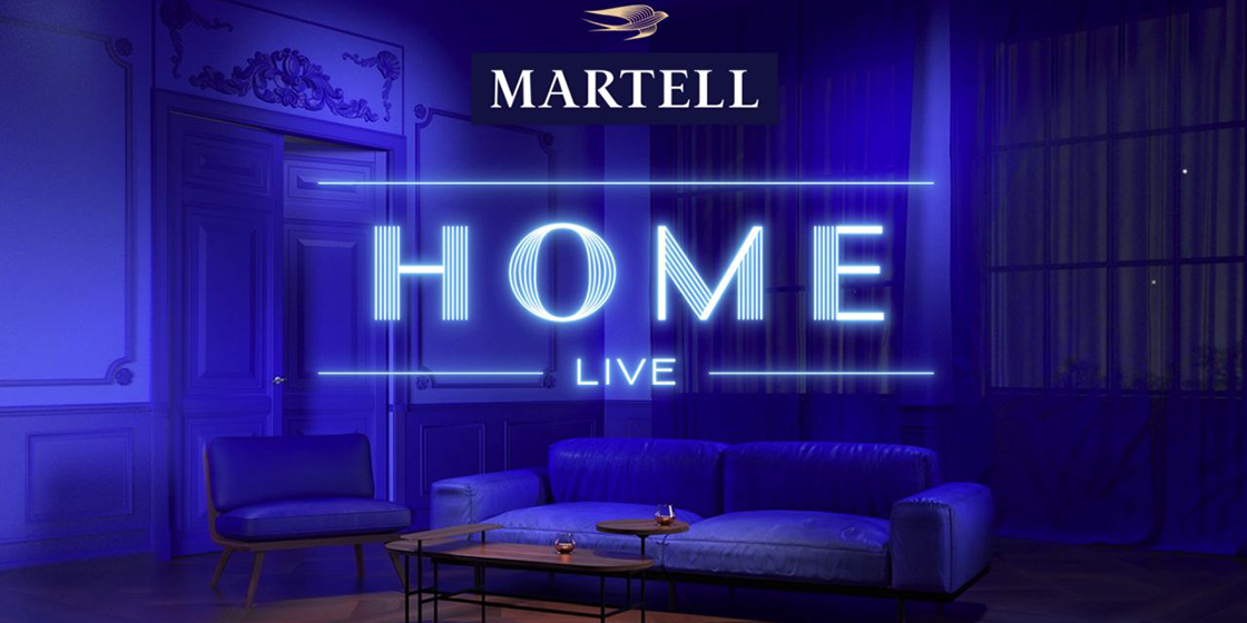Live Streaming: Martell HOME Live: A Taste of Home in Singapore