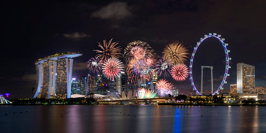 Where to celebrate and usher in Year 2020 in Singapore