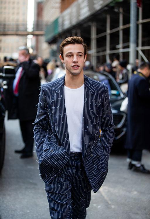 Street Style New York Fashion Week Aw20 Esquire Sg