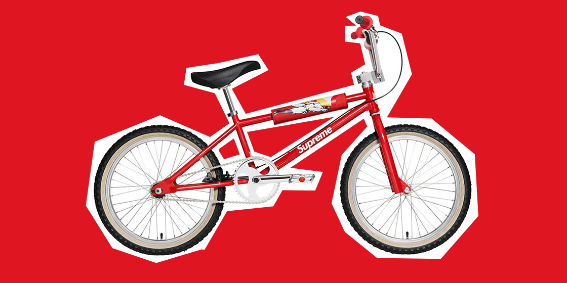 Opportunity cost: Supreme x S&M Bikes 1995 BMX dirt bike and other ways to spend SGD6,777