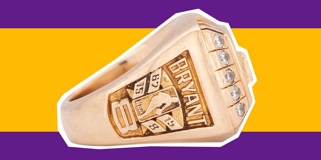 Opportunity cost: Kobe Bryant's NBA Championship ring and ...