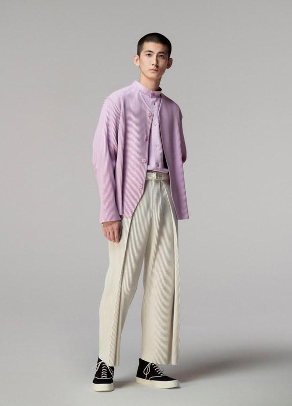 Fashionably distant reviews: HOMME PLISSÉ ISSEY MIYAKE and Yohji Yamamoto
