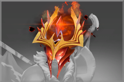 Legion Commander head skin