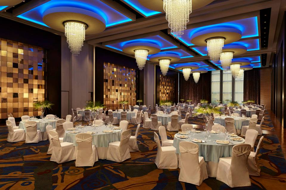 Grand Azure Ballroom