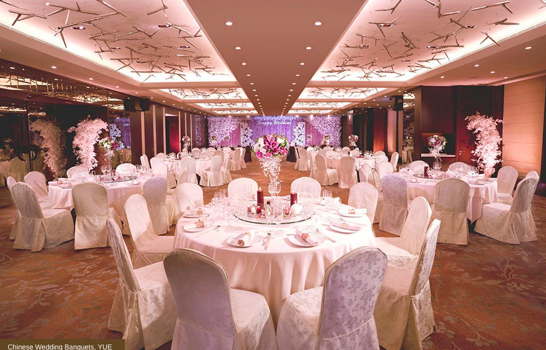Chinese Wedding Banquet, YUE Restaurant