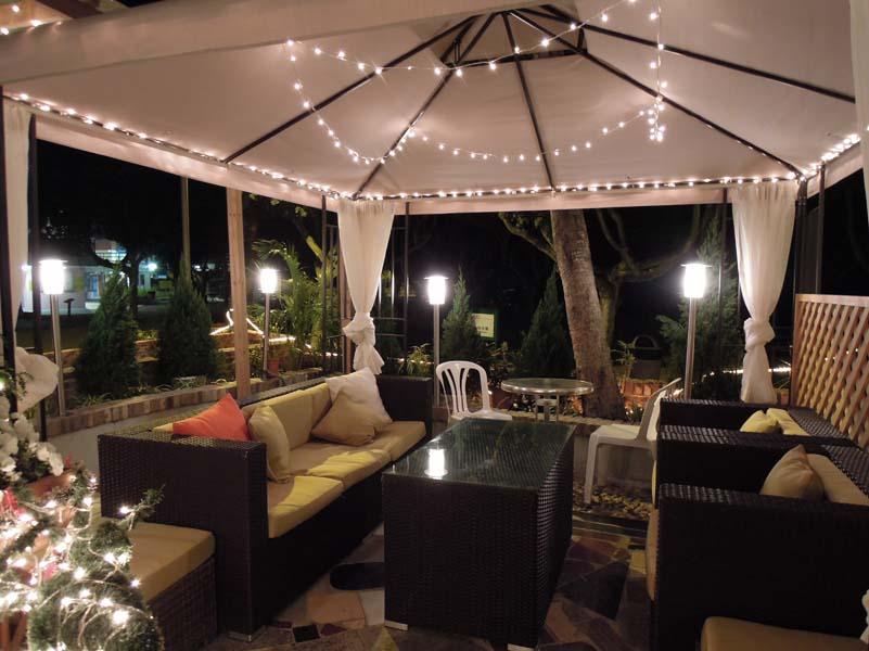 Palm Tree Café