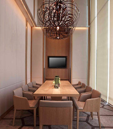 Executive Lounge Meeting Room