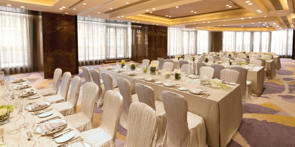 Meeting Room - Banquet Set-up