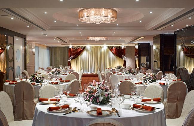 La Maison de l'Orient - Chinese Banquet