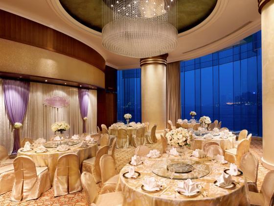 Grand Salon - Banquet Set-up