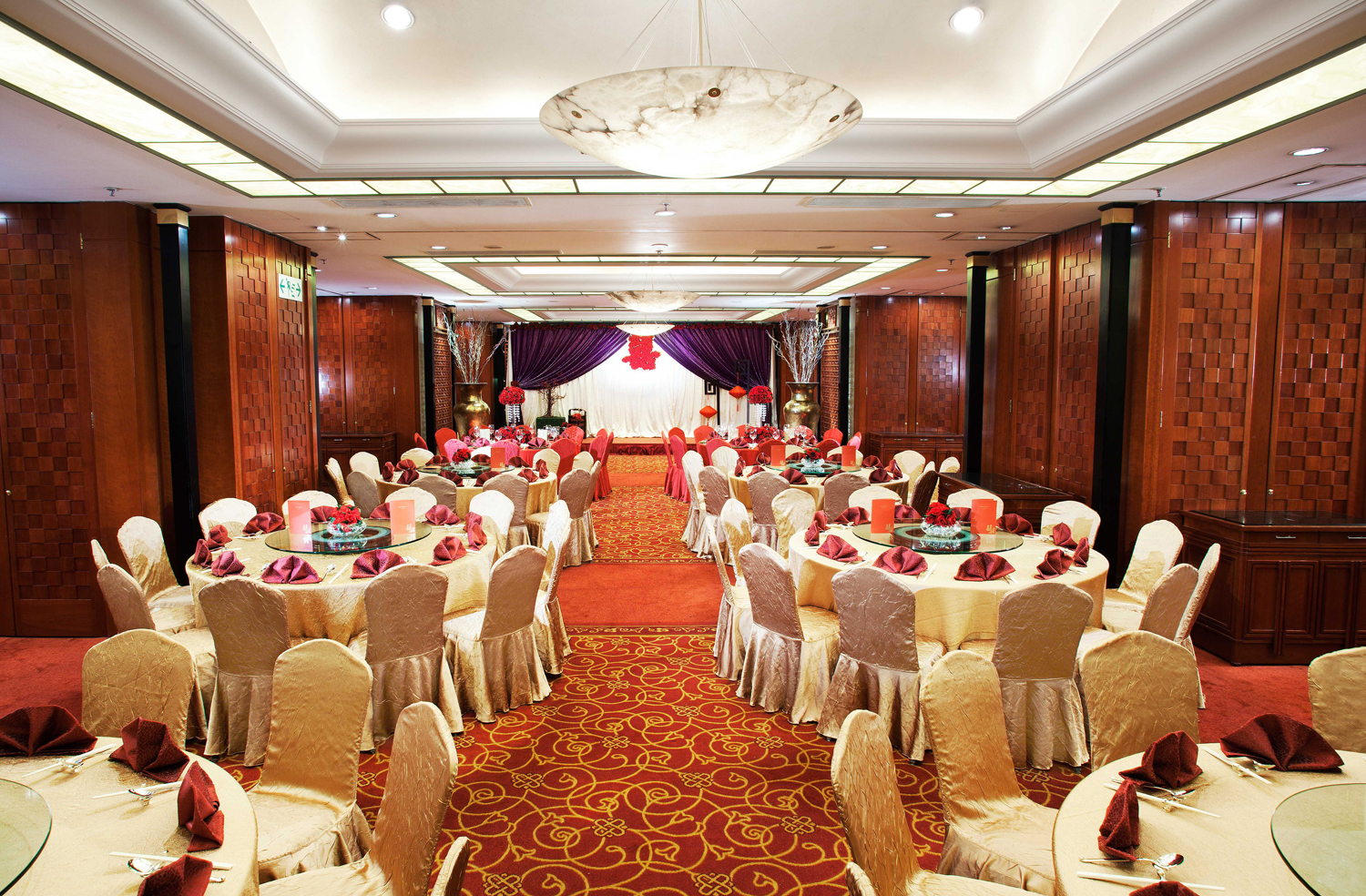 Hoi Yat Heen Salons - Chinese Wedding