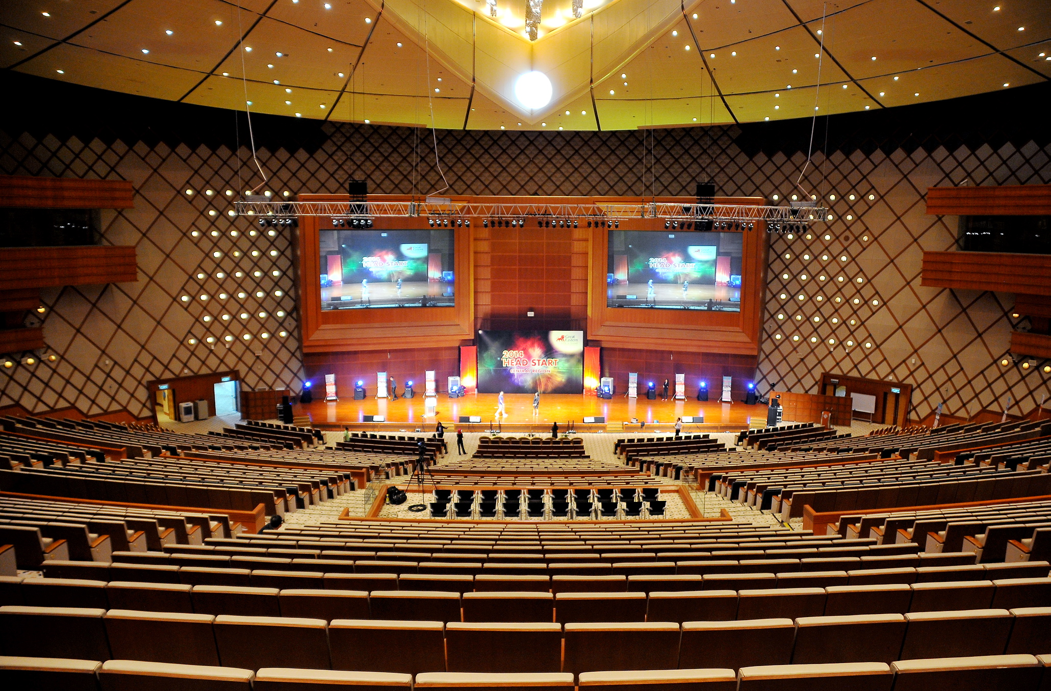 Plenary Hall