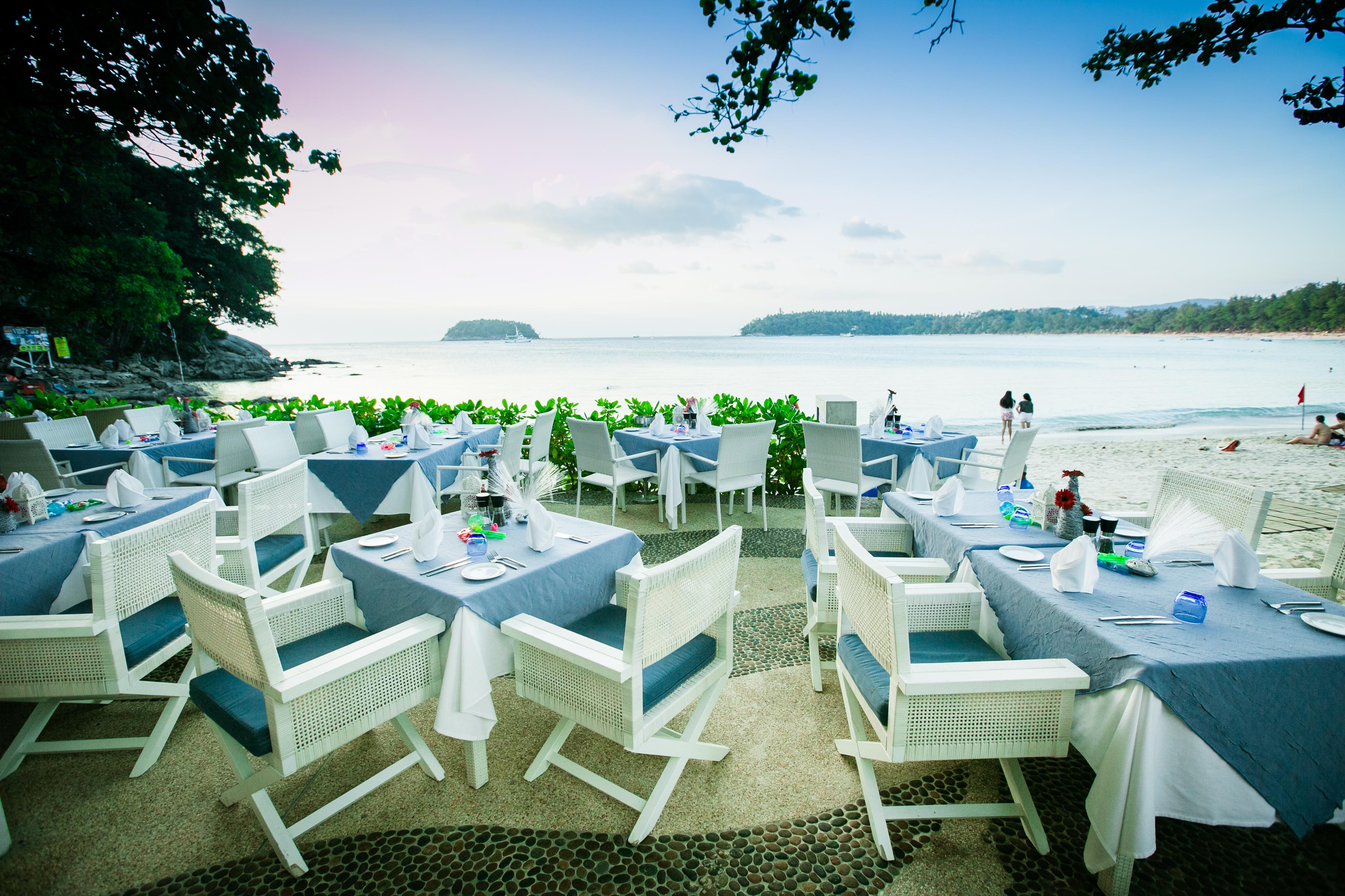 Wedding at the RE KA TA Beach Club