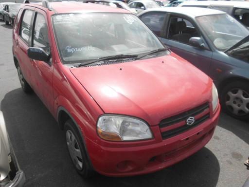 View Auto part Fuel Door / Filler Suzuki Ignis 2003