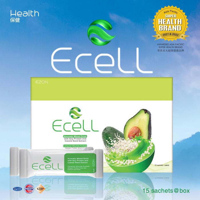 ECELL营养代餐 15包 / 盒