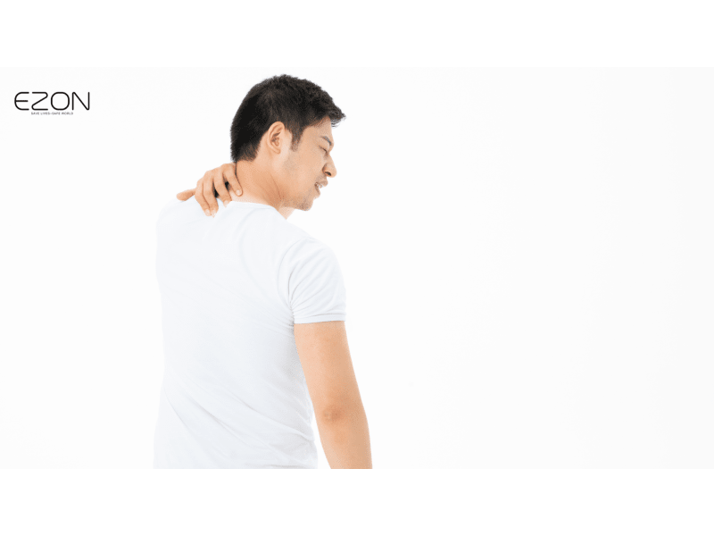 Stiff neck is a common occurrence for many people.
