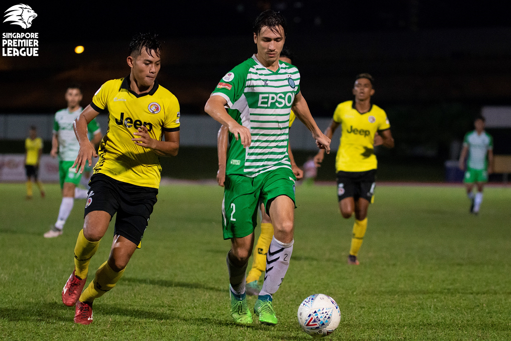 Geylang Captain Anders Aplin warned his side not to take Hougang lightly.
