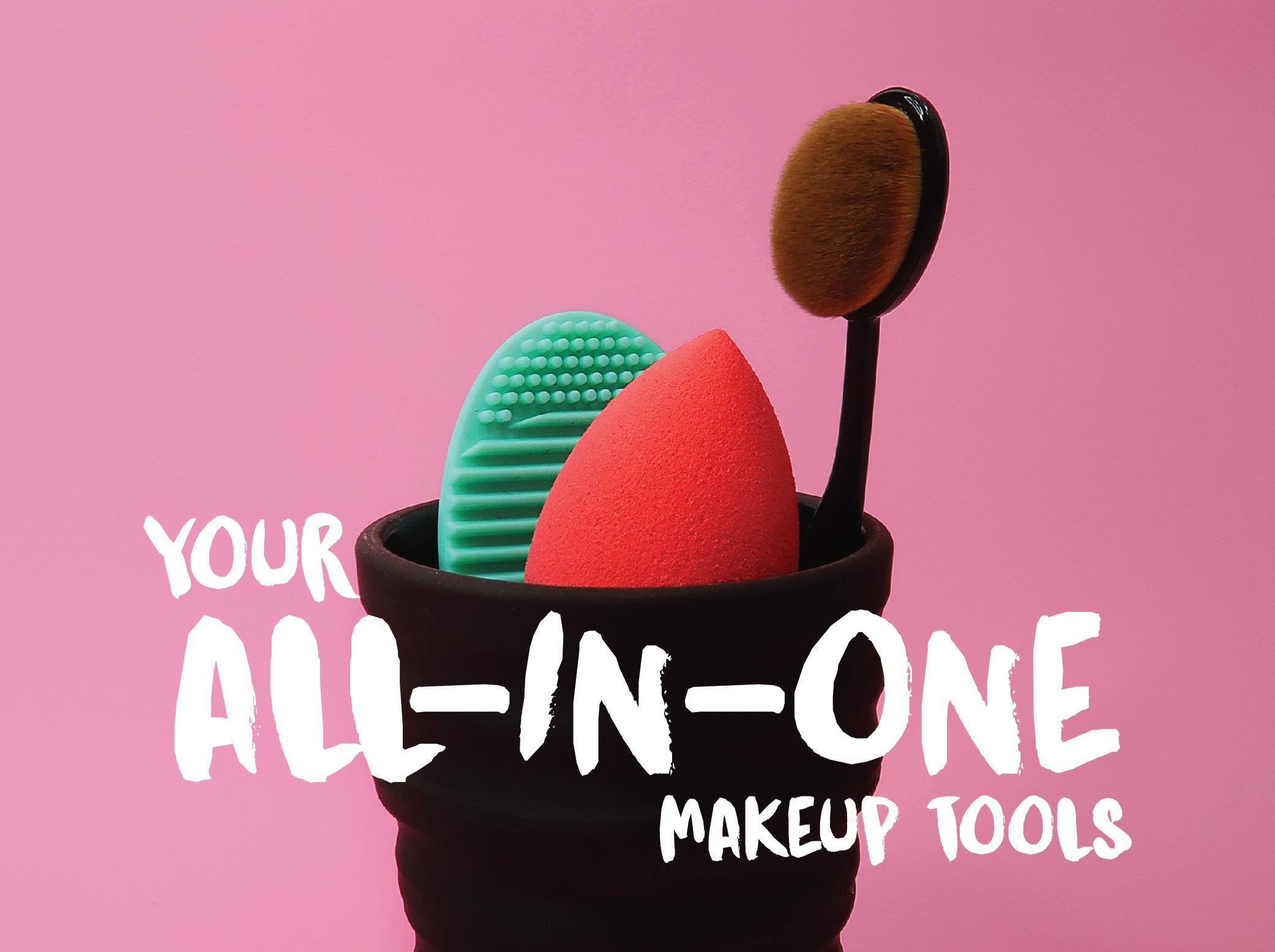 Favful toothbrush foundation brushblending spongebrush egg set baditri Choice Image