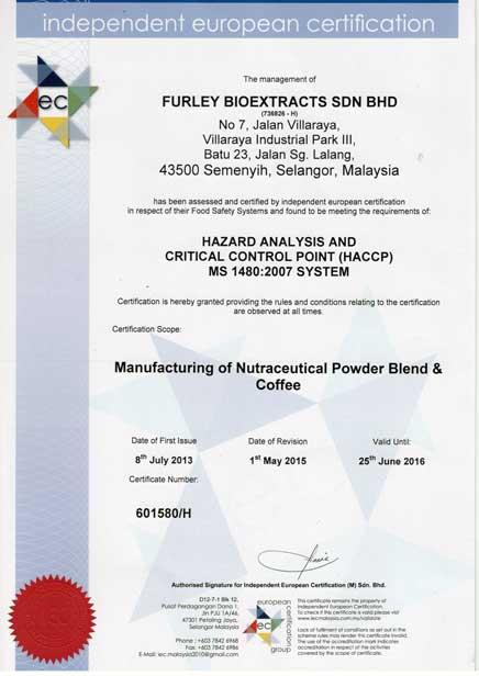 HACCP-2016
