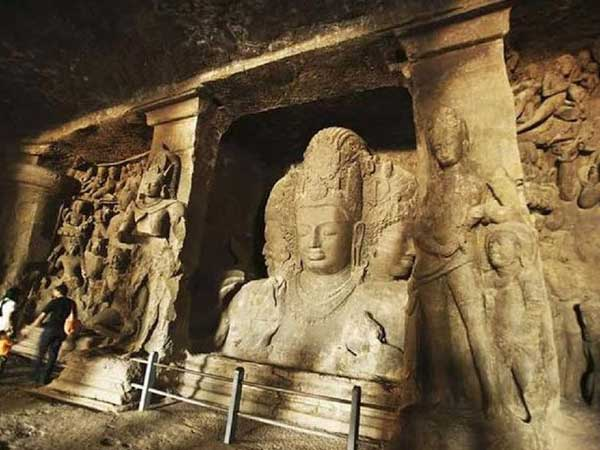 A Visit to the Elephanta Caves