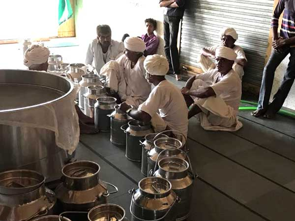 Adulteration mars India's milk route march