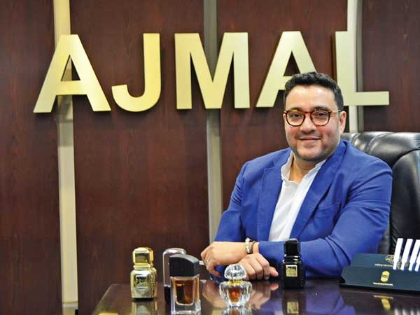 Ajmal eyes expansion in India