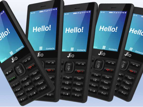 Ambani showers 'Monsoon Hungama' to exchange feature phone with Jio Phone for Rs 501