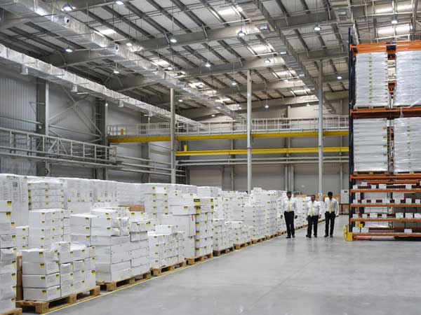 Warehousing the new Schumacher of Indian realty