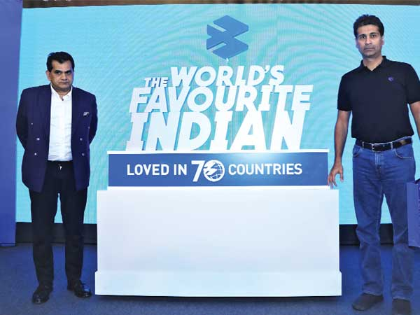 Bajaj Auto brands itself as The World's Favourite Indian